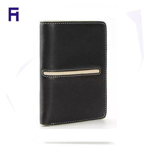 Man's fashional short wallet-Color Brown