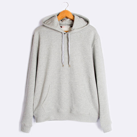 2016 autumn winter pure color sets hooded fleece cotton men leisure sport coats men blank fleece