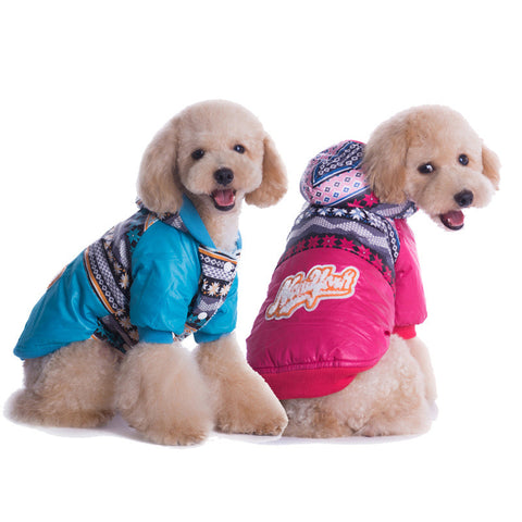 Pet clothing high quality pet clothing bread-Color Rosered