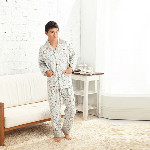 Suzle Comfortable Warmth Cotton Pajama (Men)