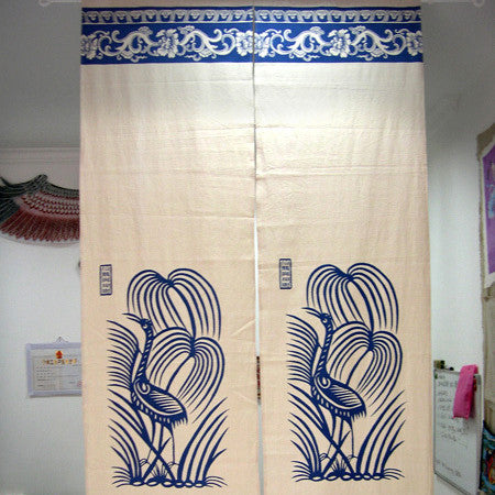 Hmong Traditional Chinese Entrance Curtain