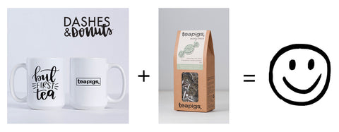 Limited-Edition teapigs Mug - Available Now!