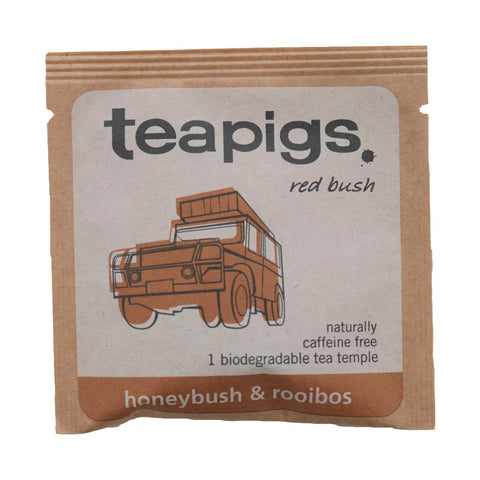 honeybush & rooibos tea