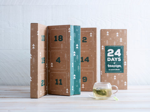 teapigs advent calendar
