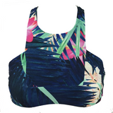 Stone Fox Swim Bambi Top in Aloha Daze - Lido West - 2