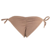 Beach Riot Cleo Bottom in Nude - Lido West