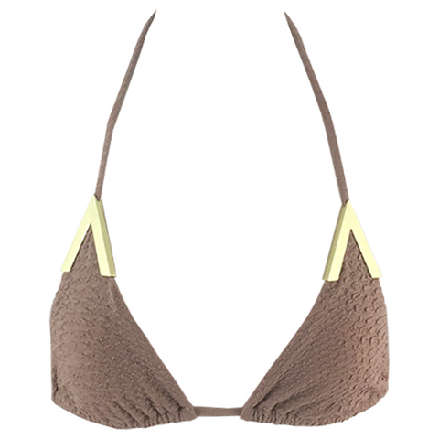 Kaohs Gypsy Top in Sand