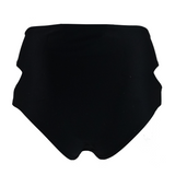 Beach Riot Whitney Bottom in Black - Lido West