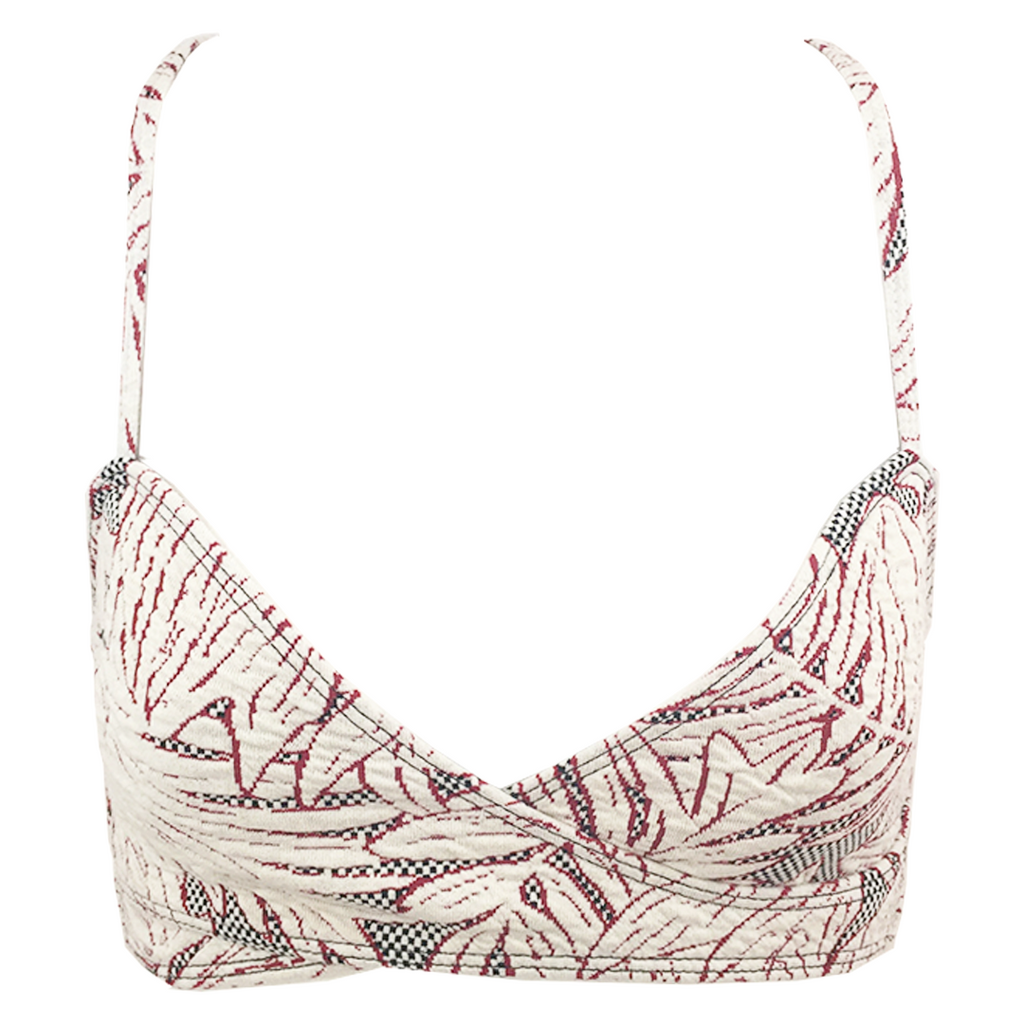 Beach Riot Bella Top in Riviera - Lido West
