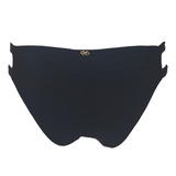 Pily Q Strappy Madrid Hipster Bottom - Full in Midnight - Lido West - 2