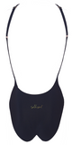 Solkissed California One Piece in Black - Lido West