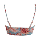 Frankie's Bikinis Joy Top in Wildflower - Lido West