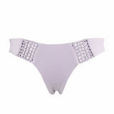 Frankie's Bikinis Malia Bottom in Lavender - Lido West
