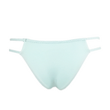 Frankie's Bikinis Mimi Bottom in Mist - Lido West