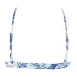 Frankie's Bikinis Stella Top  in Hawaiian Mist - Lido West