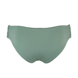 Frankie's Bikinis Valentina Bottom in Sage - Lido West