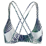 Stone Fox Swim Indie Top in Petrogleaf - Lido West - 2