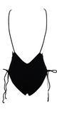 Indah Playground One Piece in Black - Lido West