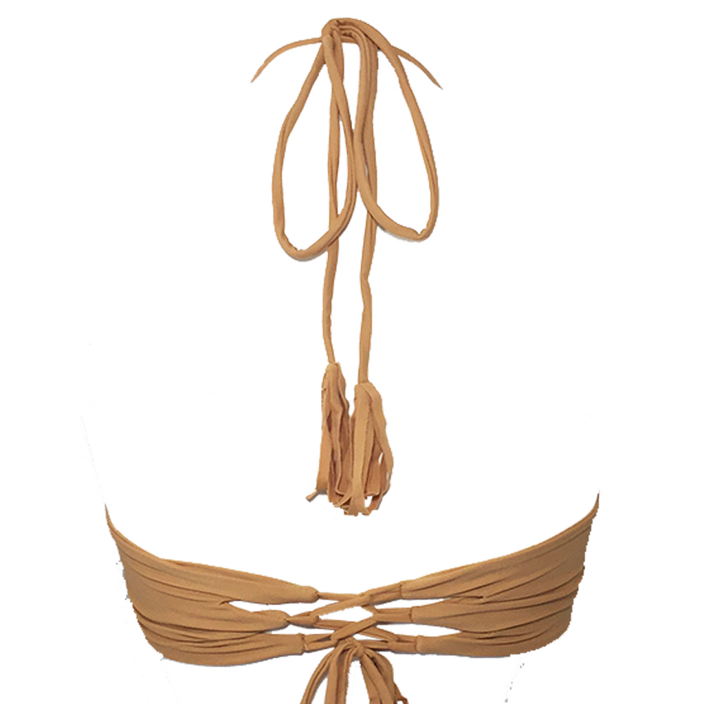 Kaohs Gypsy Top in Sand - Lido West - 2