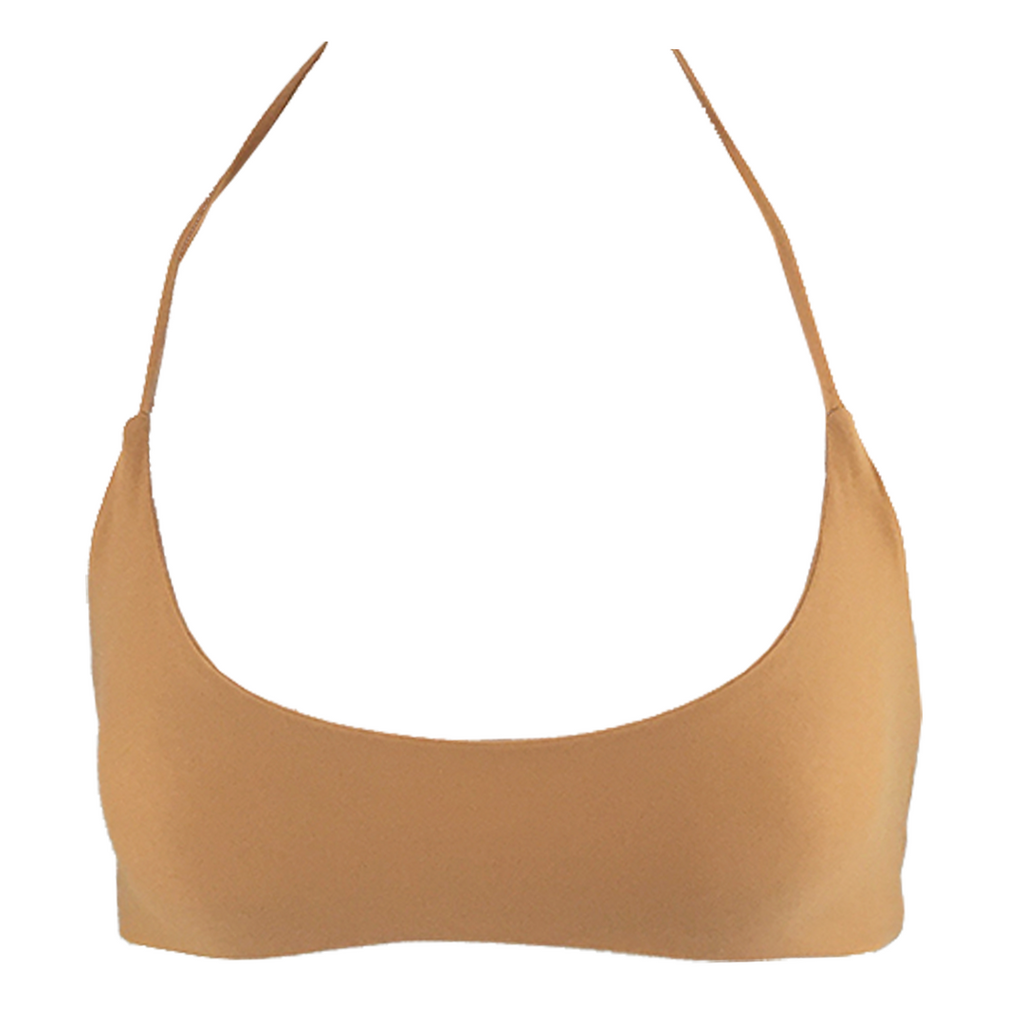 Kaohs Gypsy Top in Sand - Lido West - 1