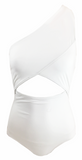 Kore Swim Calypso Maillot in White