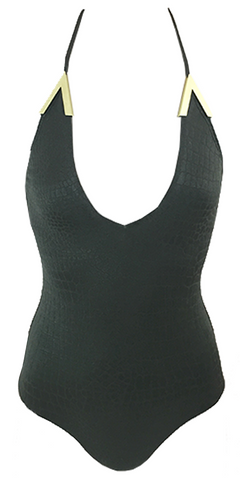 Beach Riot Dusk Top in Slate