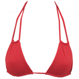 Indah Noelani Double Strap Top in Chili Pepper - Lido West