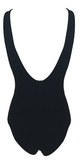 Indah Rainey One Piece in Black - Lido West