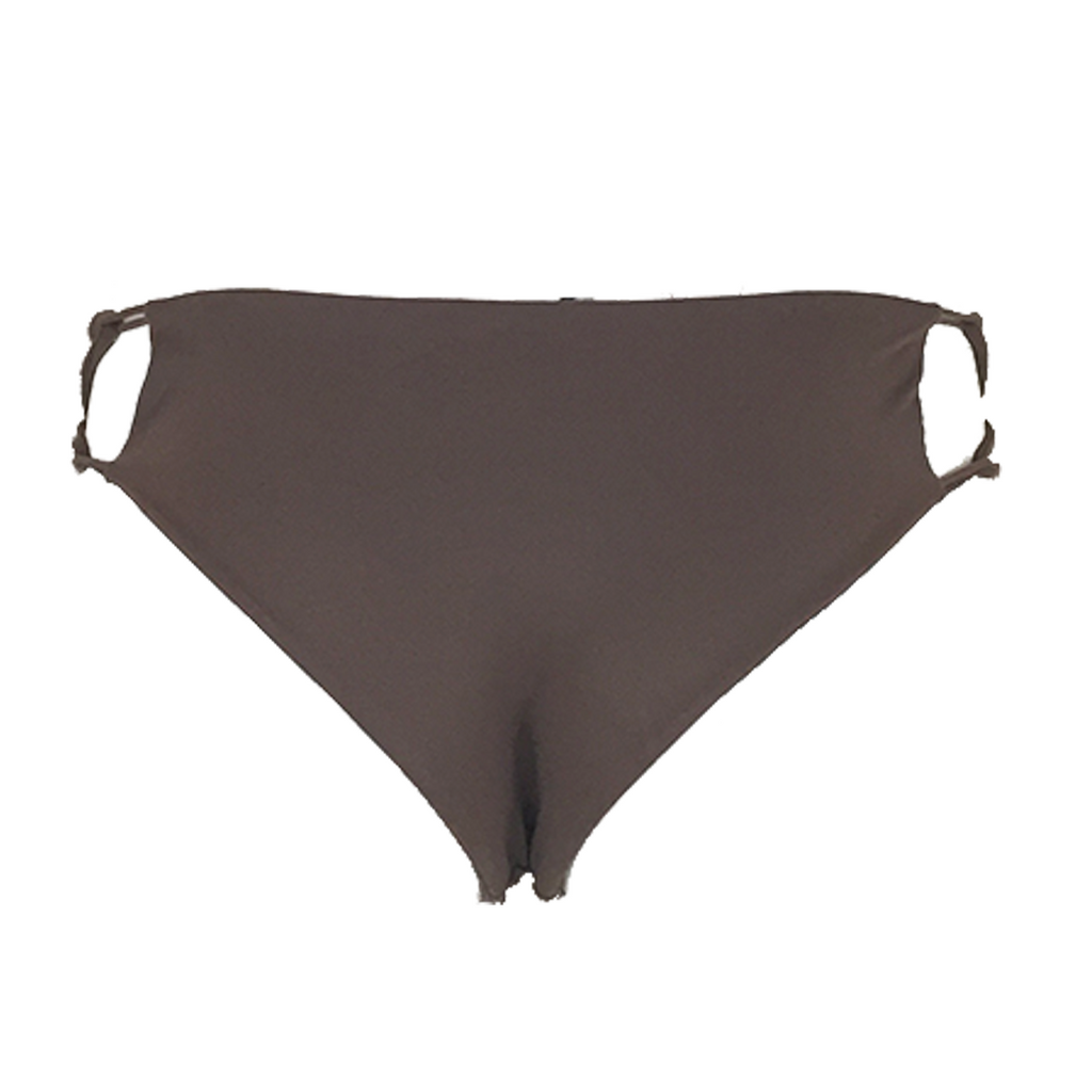 Indah Sasa Criss Cross Bottom in Mocha - Lido West