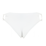 Indah Sasa Criss Cross Bottom in White - Lido West - 2