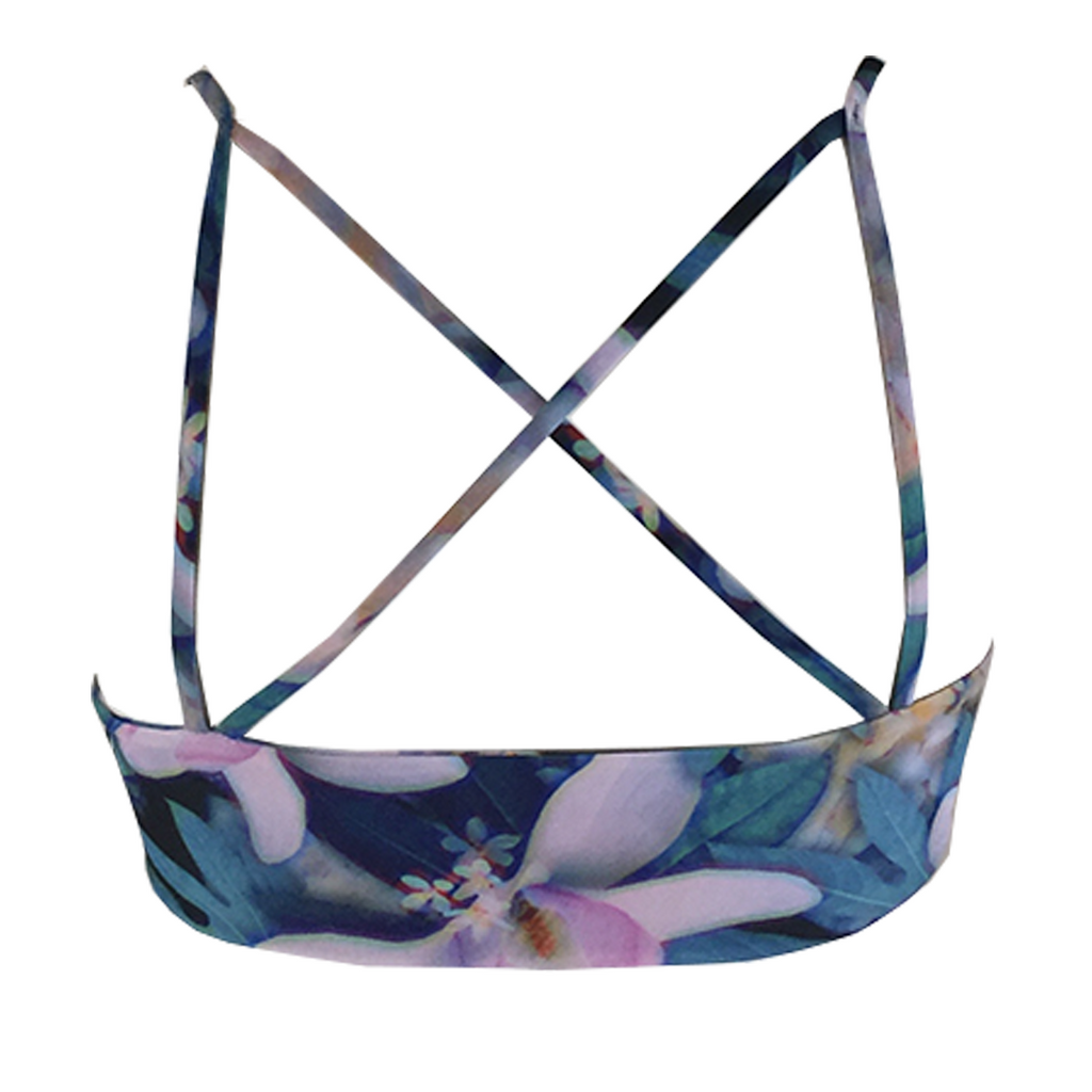 Stone Fox Swim Big Island Top  in Wonderland - Lido West