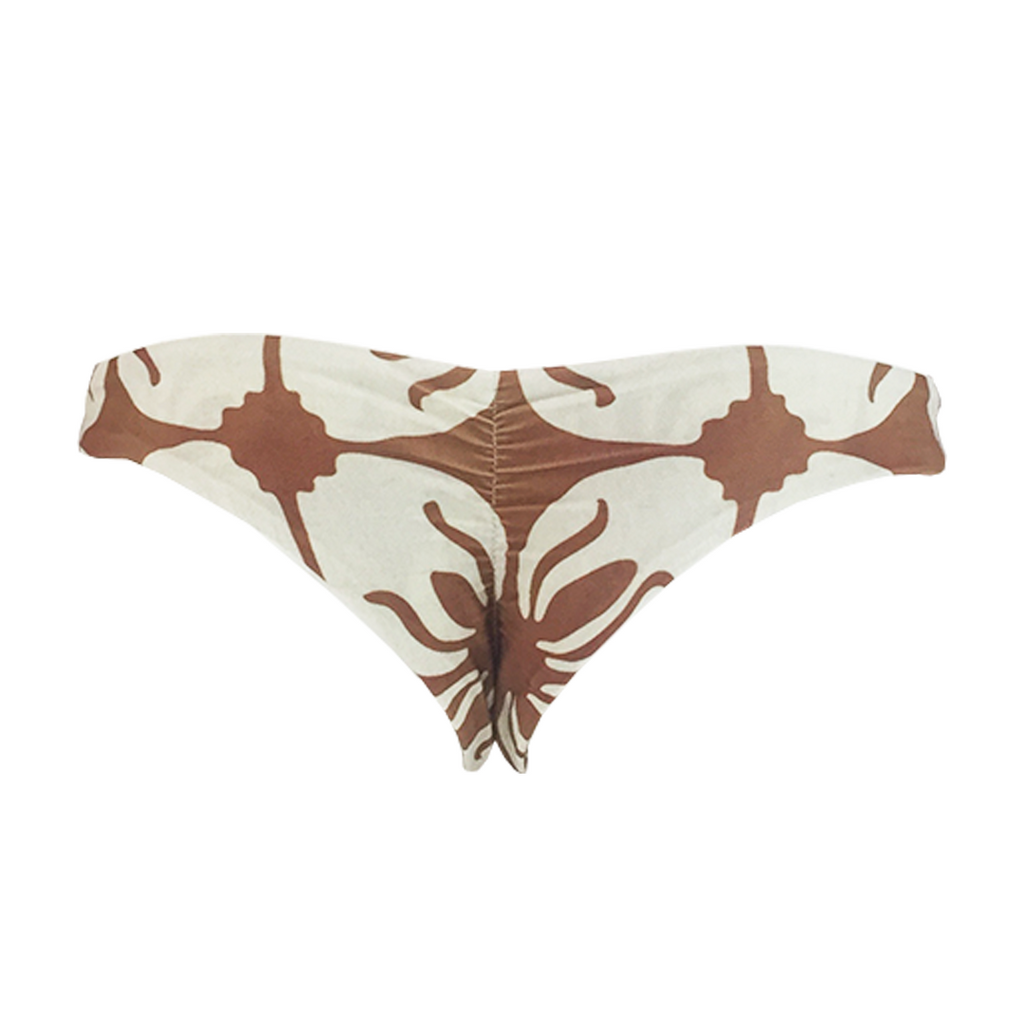 Stone Fox Swim Cai Bottom in Indo Tile - Lido West