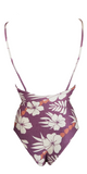 Stone Fox Swim Hermosa One Piece in Besame - Lido West