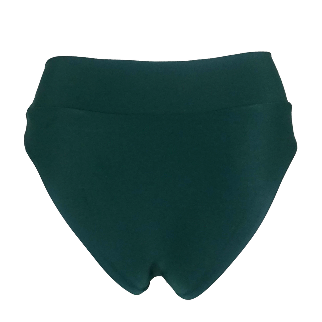 Stone Fox Swim Zion Bottom in Herbal - Lido West