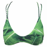Stone Fox Swim Indie Top in Banana Leaf - Lido West
