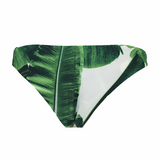 Stone Fox Swim Malibu Bottom in Banana Leaf - Lido West