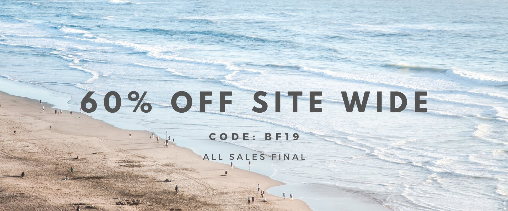 Black Friday 2018 at Lido-West.com - Take 30% off site wide!