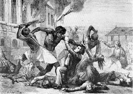 Haïtian Revolution : The most succesful slave revolt in the History