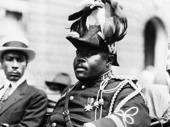 Black Empowerment I : Marcus Garvey, the Prophet of Black Unity