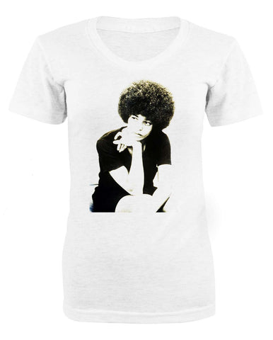 Angela Davis Woman T-shirt