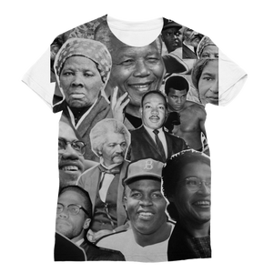 AFRICAN LEADERS Classic Sublimation Women's T-Shirt