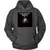 Black Kids Don't Shoot Up Schools Hoodie