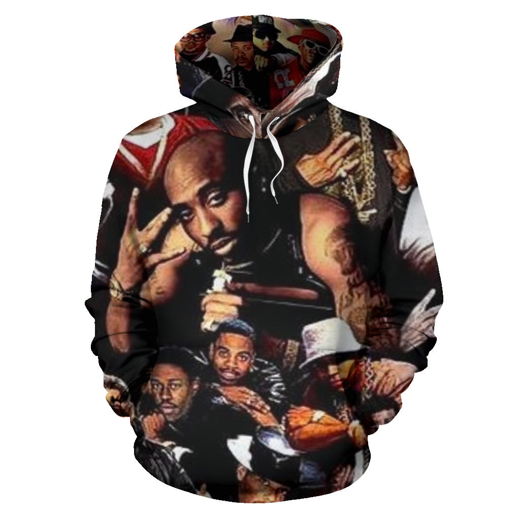 Rap Hip Hop Artists Hoodie
