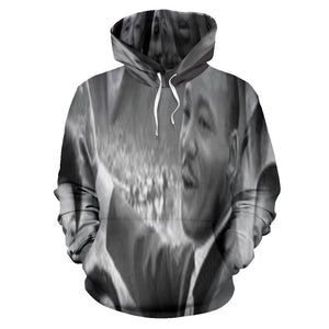 Dr. Martin King Speech Graffiti Hoodie