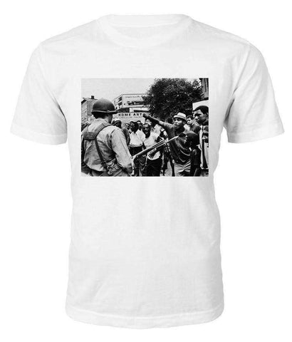 Against the Oppression T-Shirt - Black Legacy
