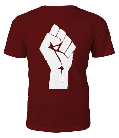 Black Power Fist T-shirt - Black Legacy