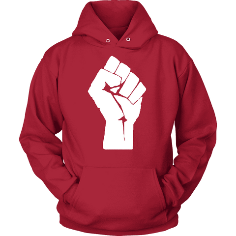 T-shirt - Black Power Hoodie