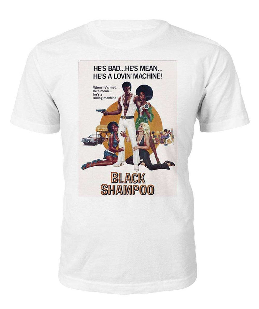 T-Shirt - Black Shampoo T-Shirt