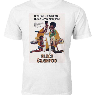 Black Shampoo T-Shirt