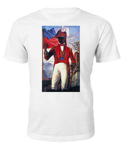 Haitian Independance T-shirt - Black Legacy